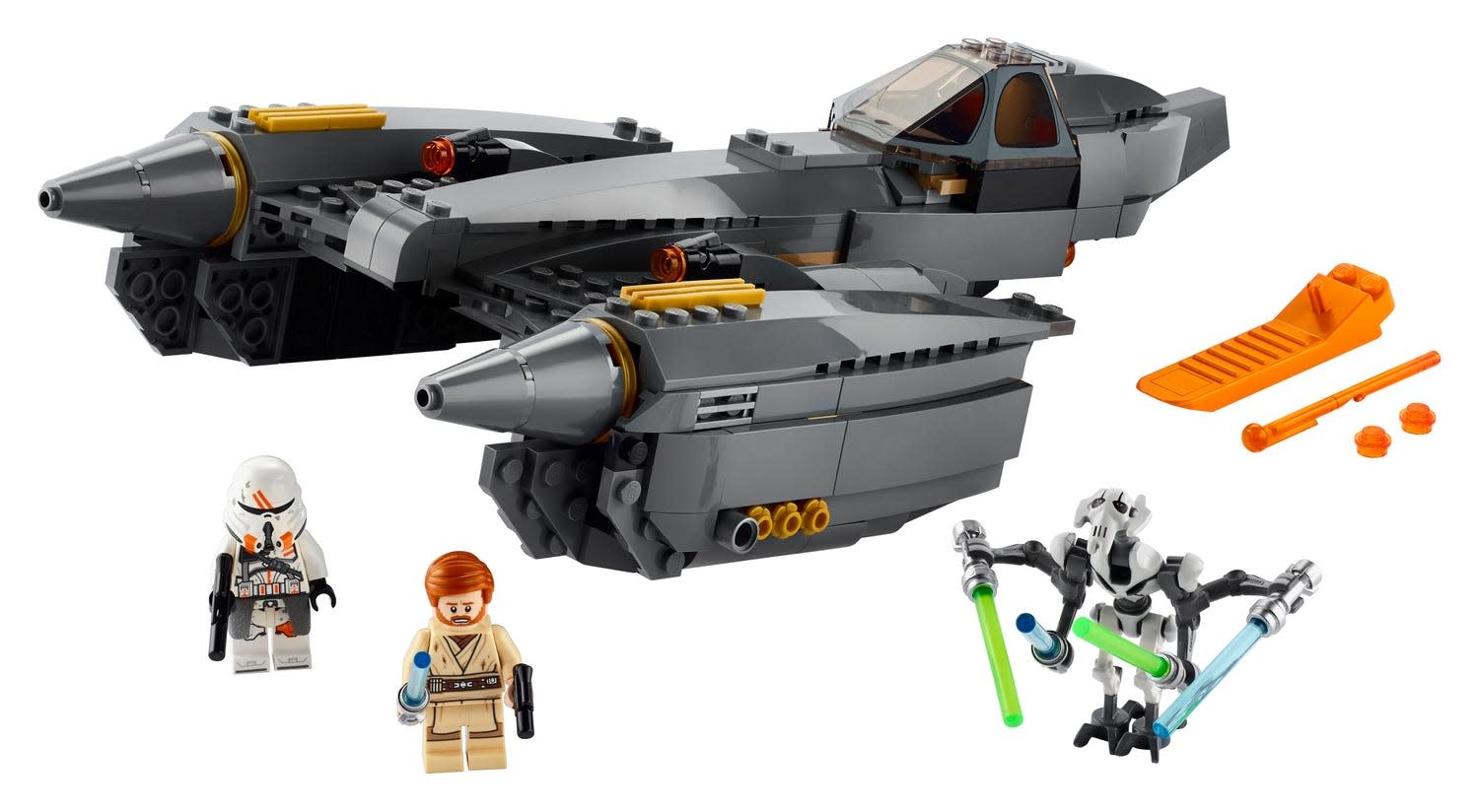 75286 General Grievous Starfighter by LEGO Star Wars