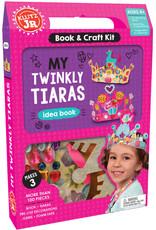 My Twinkly Tiaras by Klutz Jr.