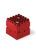 Mind3 Cube Set  Ruby Red by Metomics