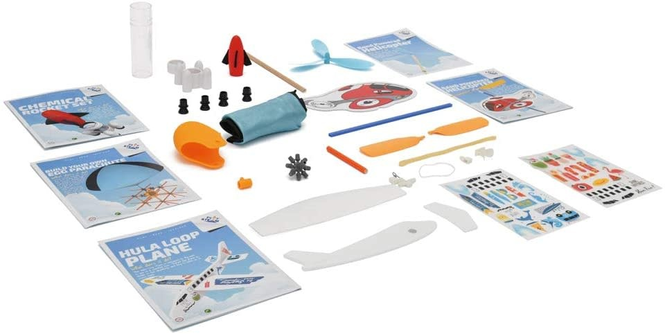 Aero Science Combo Set (5-in-1) by PlaySTEAM