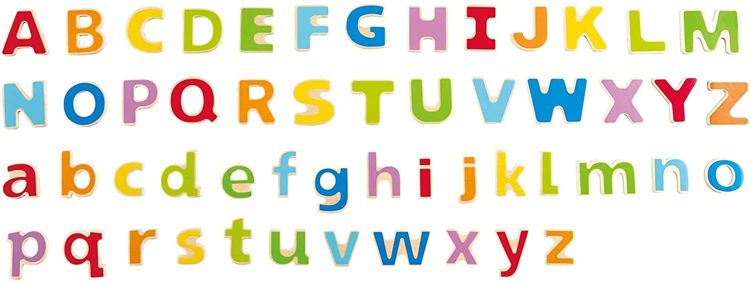 ABC Magnetic Letters by Hape
