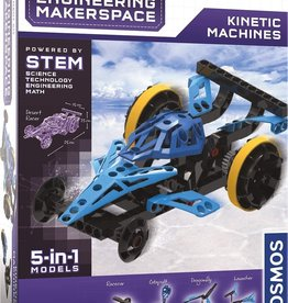 Makerspace Kinetic Machines Kit by Thames & Kosmos