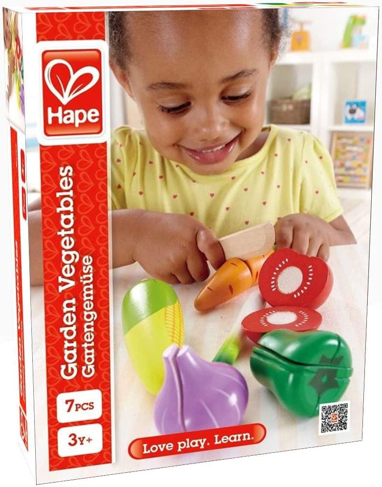 Garden Vegetables Play Set by Hape