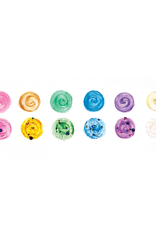 Cosmic Shine Acrylic Craft Paint Set by Ooly