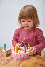 Rainbow Birthday Cake by Tender Leaf