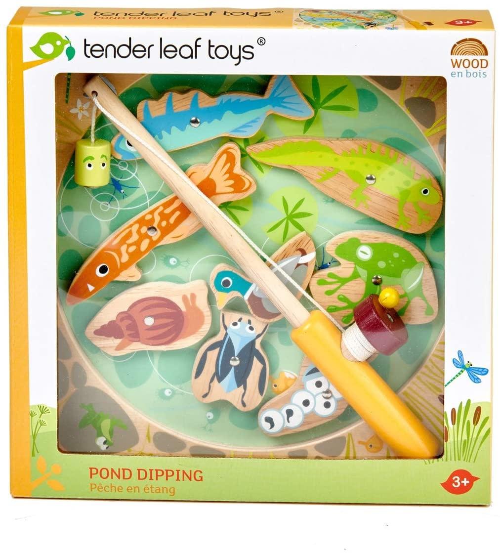 Pond Dipping Set by Tender Leaf