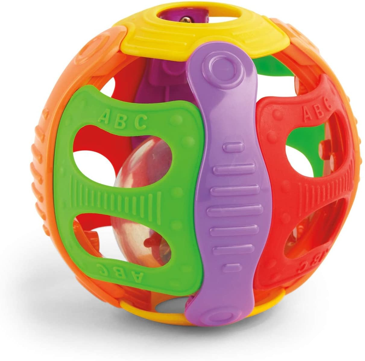 Rattle 'N Roll Ball by Kidoozie