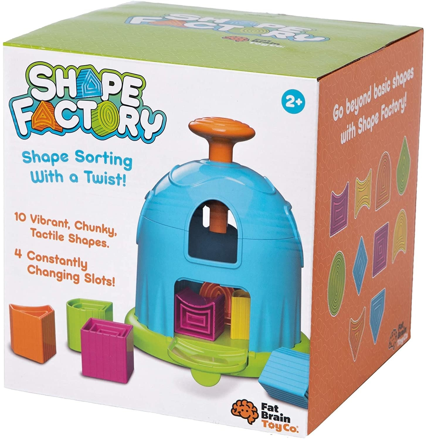 Shape Factory by Fat Brain Toys
