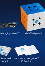 GAN 356 i-Play Stickerless 3x3 Speed Cube