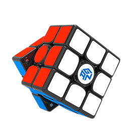 GAN 356 i-Play Black 3x3 Speed Cube