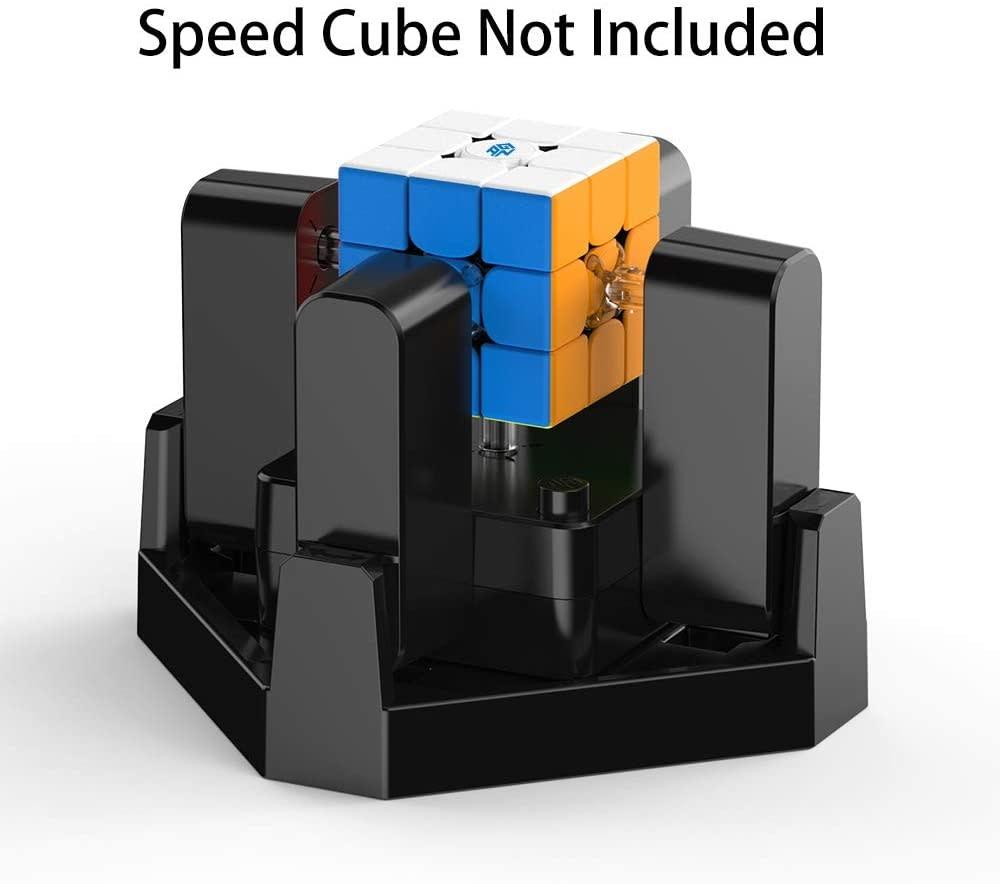 GAN Robot Speed Cube Scrambler & Solver