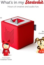 Toniebox Starter Set - Red