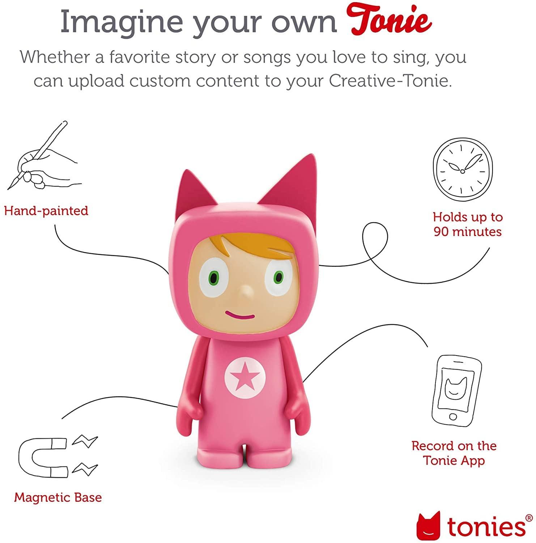 Toniebox Starter Set - Pink