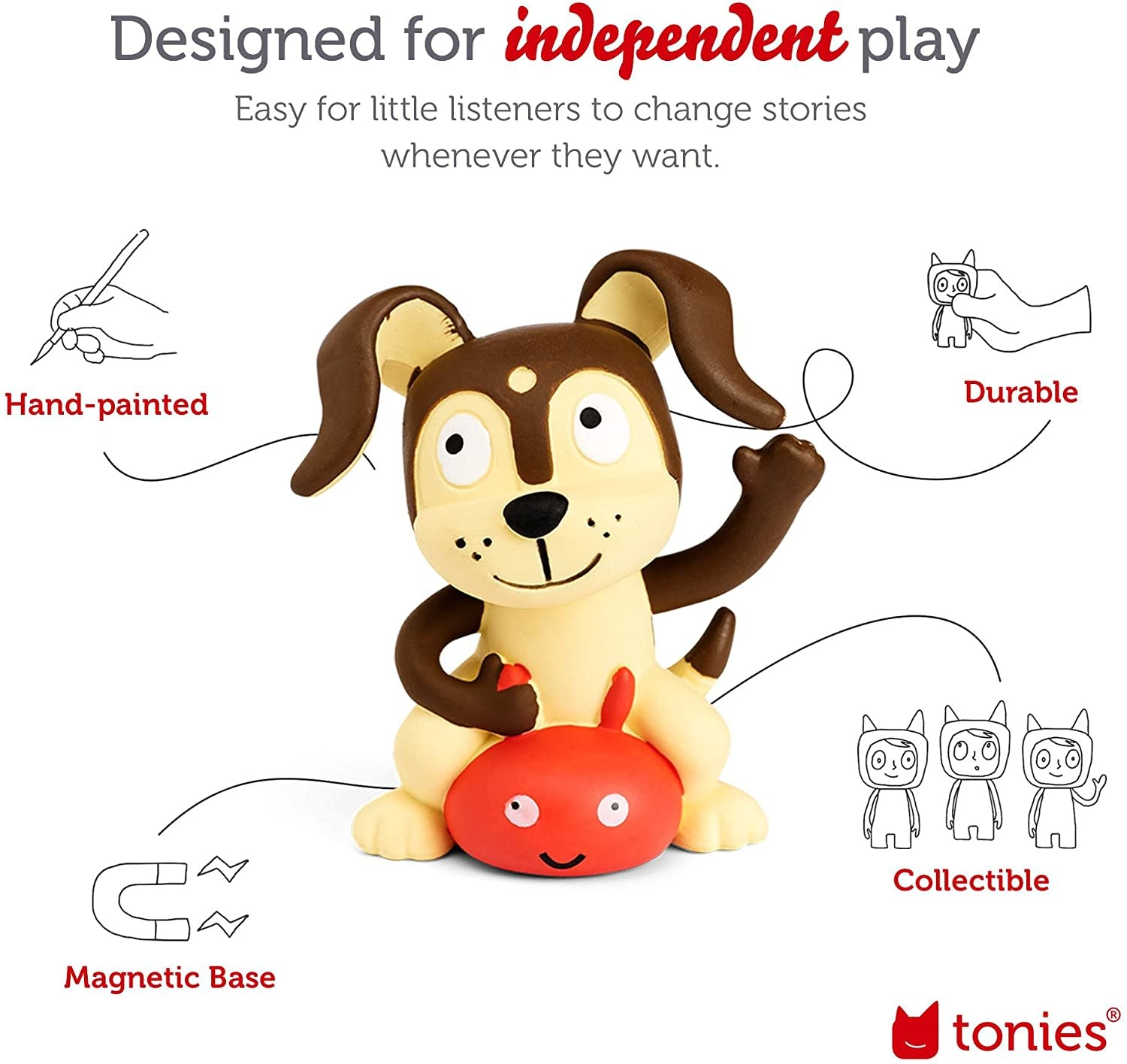 Tonie - Playtime & Action Songs