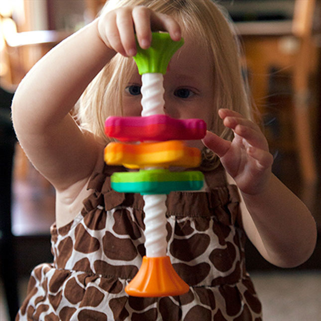 MiniSpinny by Fat Brain Toys