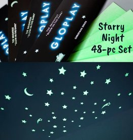 GloPlay Starry Night 48-pc Pack by GloPlay