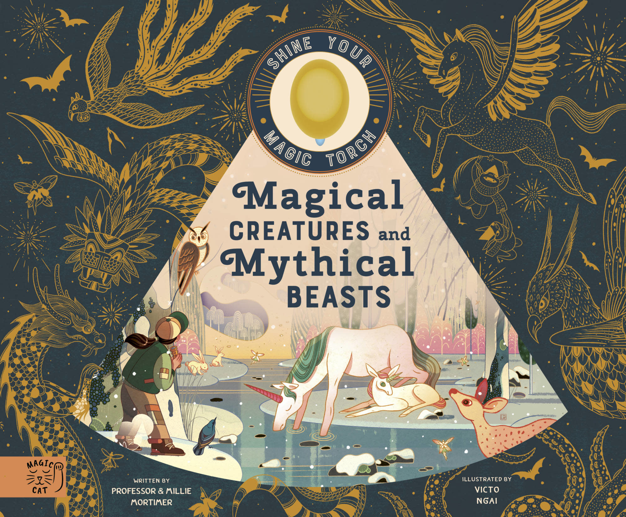 Abrams Magical Creatures and Mythical Beasts
