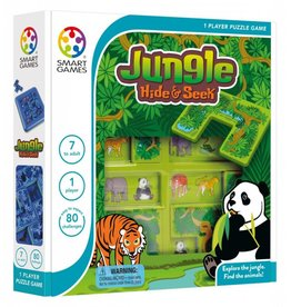 Jungle Hide & Seek Game by SmartGames