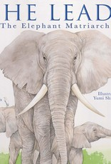 She Leads: The Elephant Matriarch