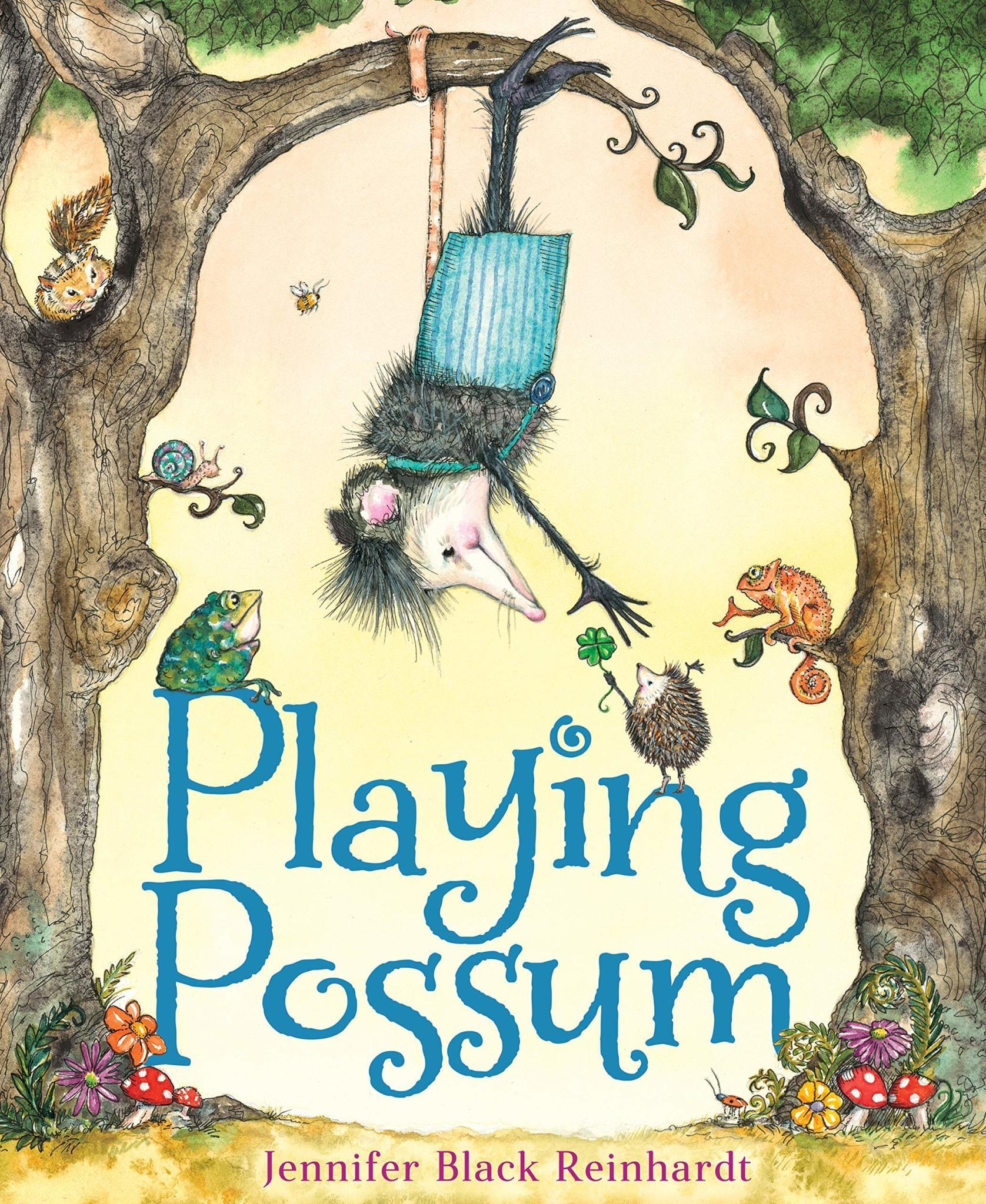 Houghton Mifflin Playing Possum