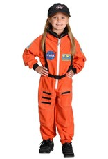 Aeromax Orange Astronaut Suit Size 2/3 by Aeromax