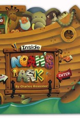 Inside Noah's Ark Board Book