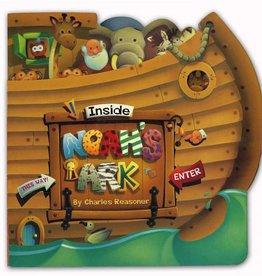 Inside Noah's Ark Board Book