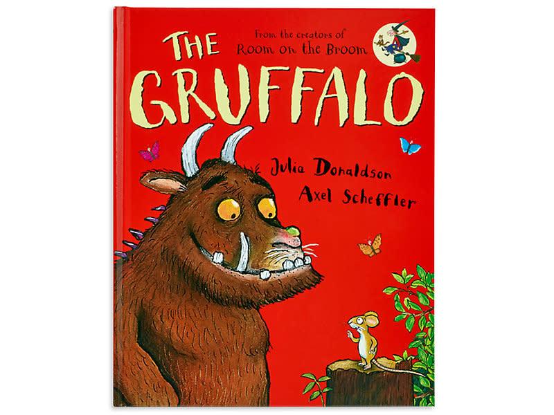 TThe Gruffalo Board Book