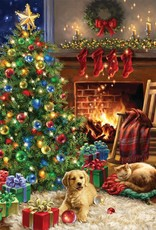 Christmas Morning 500-pc Puzzle by Springbok