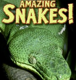 Amazing Snakes! - I Can Read (Level 2)