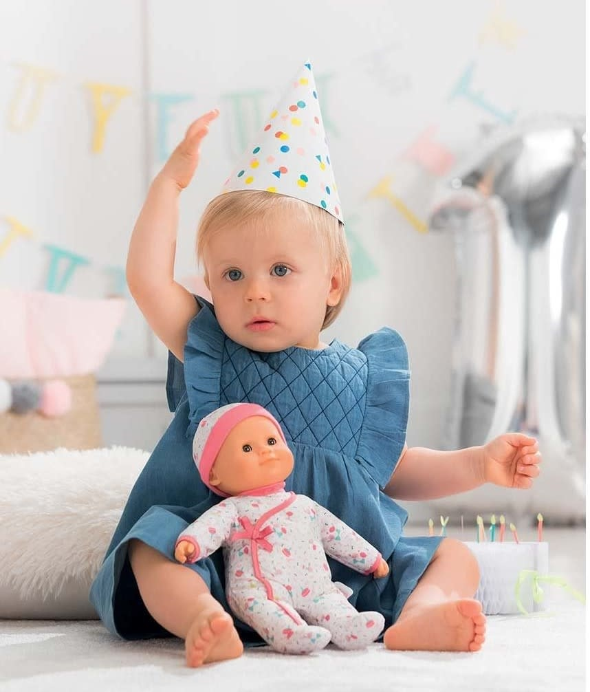 """Sweet Heart Birthday 12"""" Doll by Corolle"""