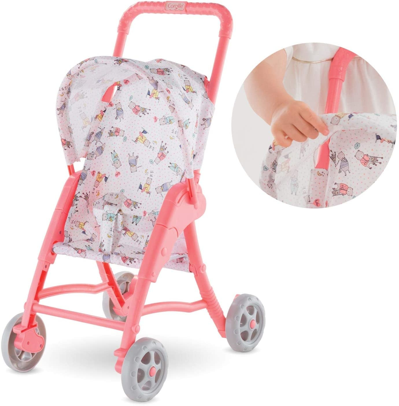 Baby Doll Stroller by Corolle