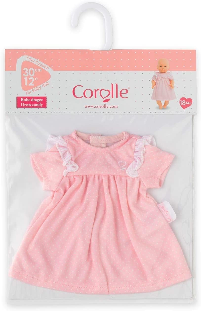 """Candy Dress for 12"""" Dolls by Corolle"""