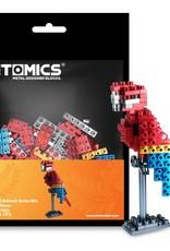 Pocket Wild Animal Series - Red Macaw by Metomics