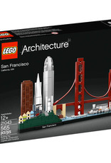 21043 San Francisco by LEGO Architecture