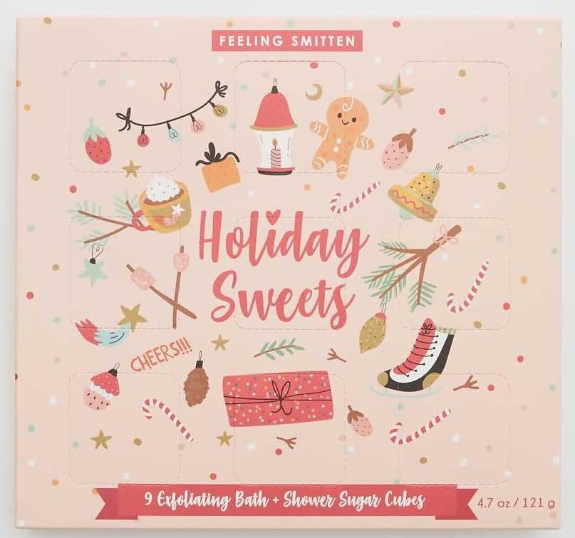 Feeling Smitten Sugar Cube Advent Calendarby Feeling Smitten