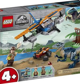 75942 Velociraptor: Biplane Rescue Mission by LEGO Jurassic World