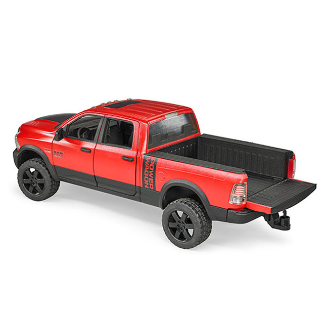 RAM Pickup  Truck by Bruder