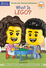 What Is Lego? Paperback Book