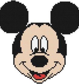 Diamond Dotz  Mickey Head Kit