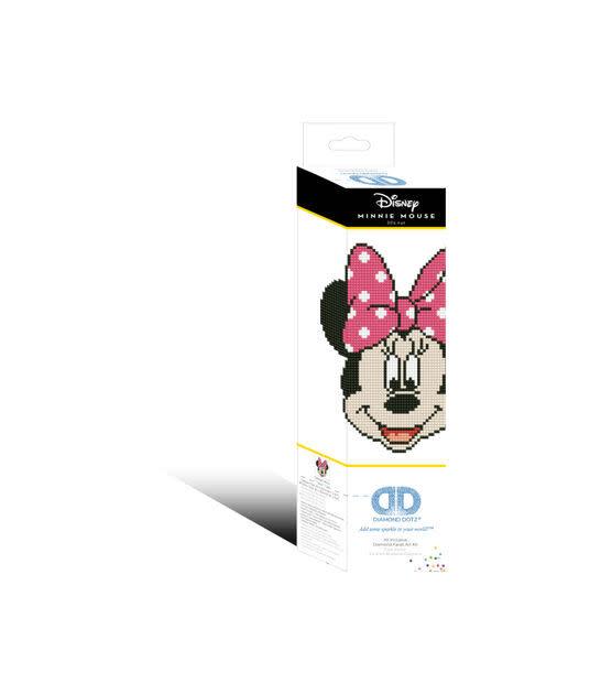 Diamond Dotz Minnie Head by Needleart World