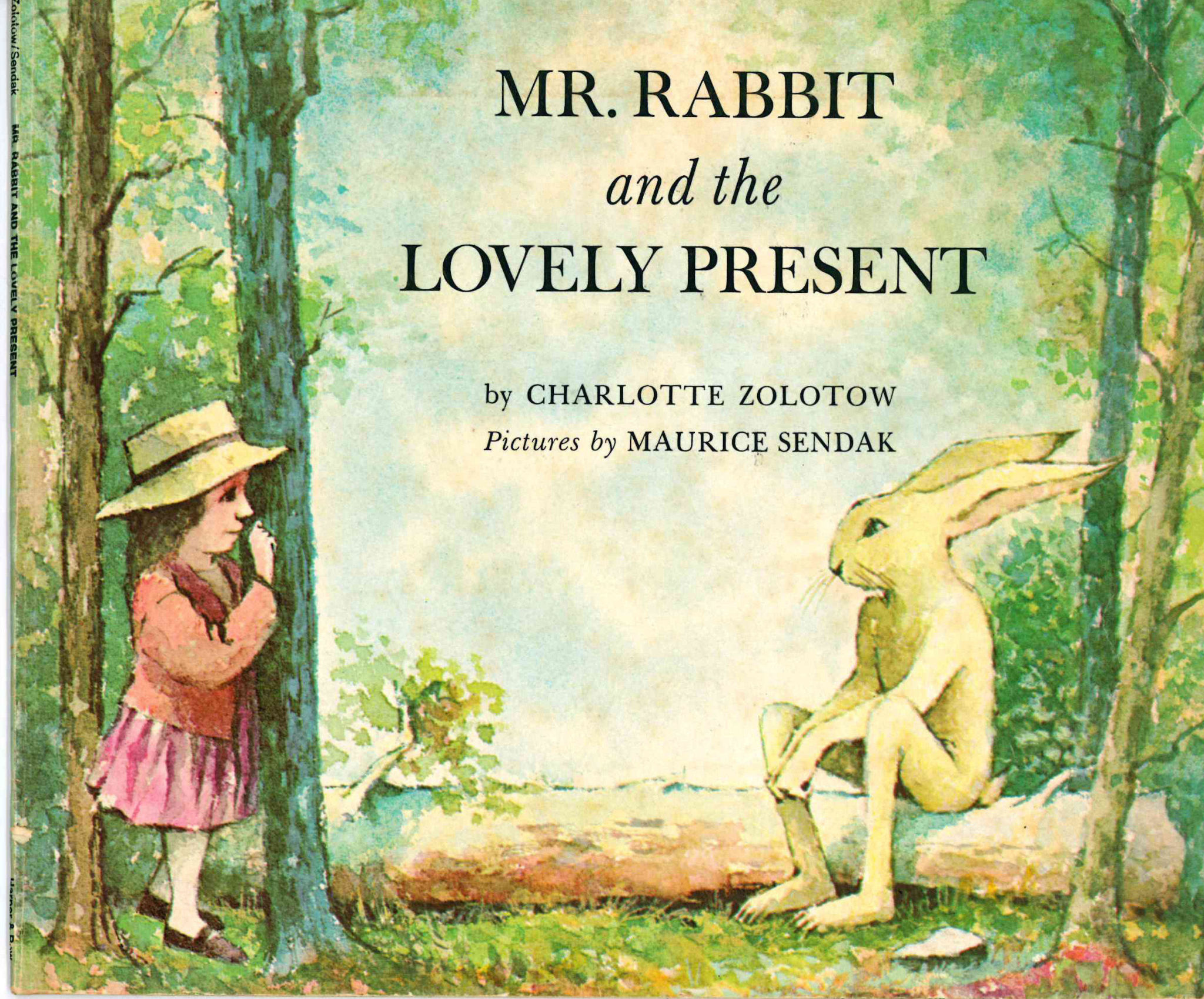 Mr Rabbit and The Lovely Present
