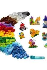 11013 Creative Transparent Bricks LEGO Classic