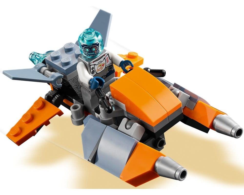31111 Cyber Drone LEGO Creator