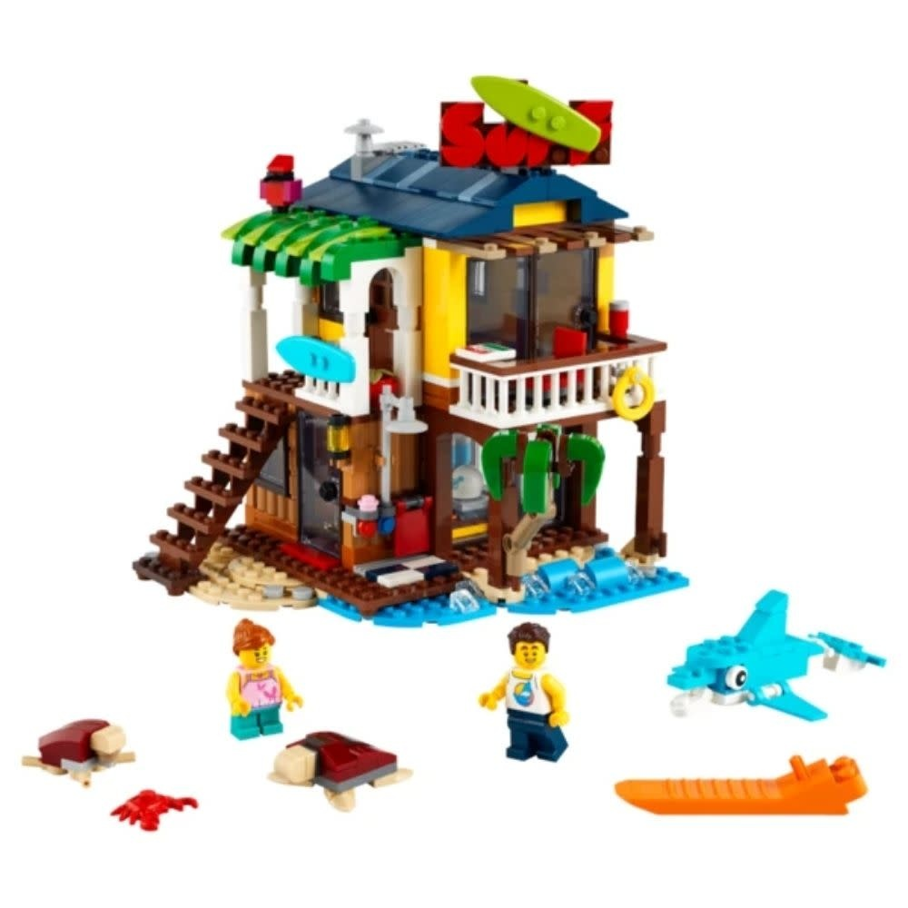 31118 Surfer Beach House LEGO Creator