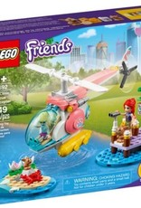41692 Vet Clinic Rescue Helicopter LEGO Friends