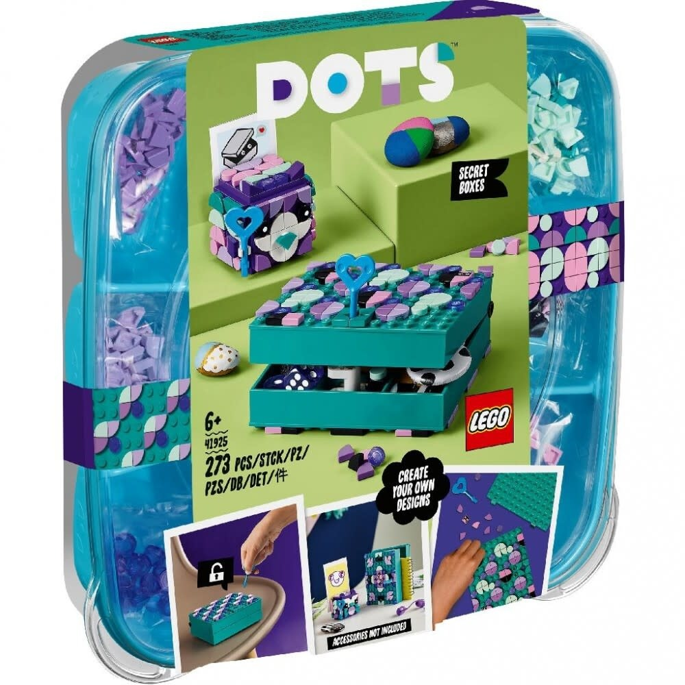 41925 Secret Boxes LEGO DOTS