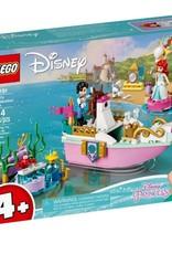 43191 Ariel's Celebration Boat LEGO Disney
