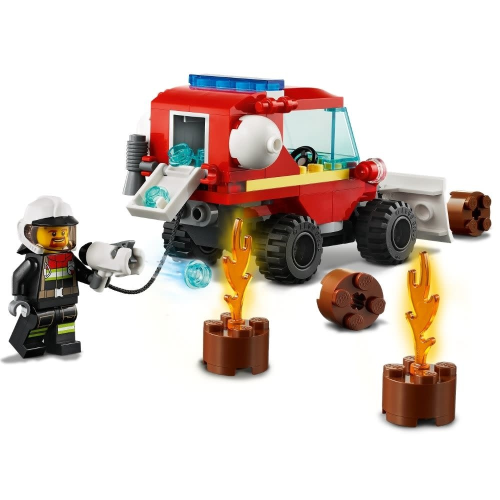 60279 Fire Hazard Truck LEGO City