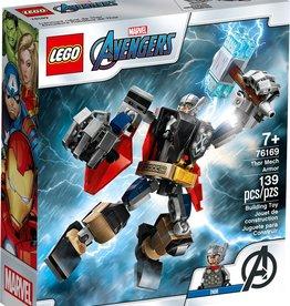 76169 Thor Mech Armor LEGO Marvel